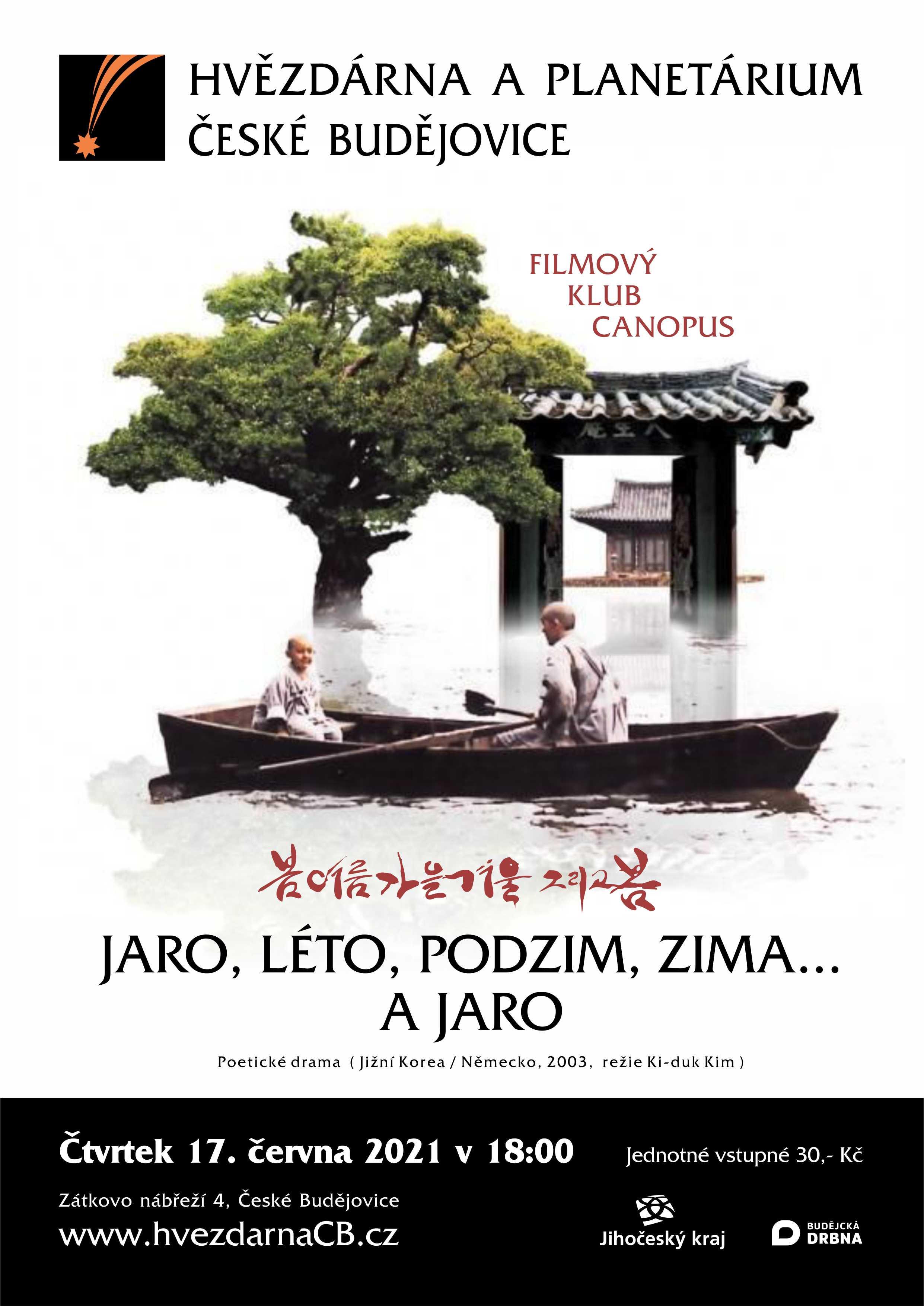 Plakát-Jaro léto podzim... a zima